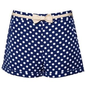 Yumi High-Waisted Short